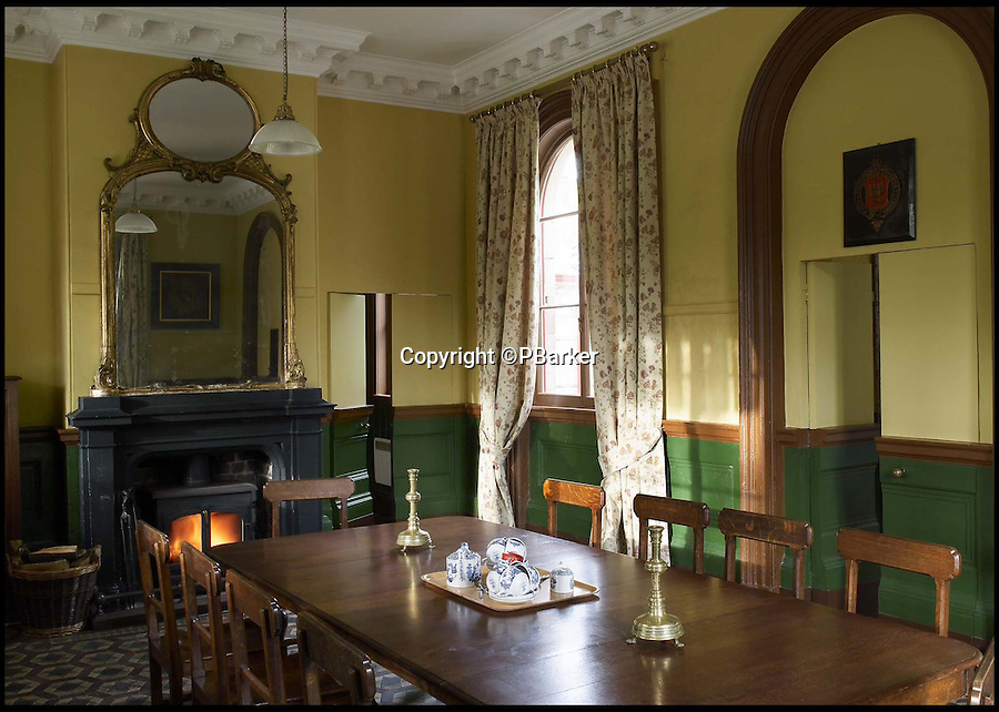 BNPS.co.uk (01202 558833)<br /> Pic: LandmarkTrust/BNPS<br /> <br /> Alton Station in Hamshire.<br /> <br /> Fully booked...Holidays less ordinary spark a booking frenzy in Brits.<br /> <br /> A charity which rents out historic buildings around Britain is celebrating a boom in business that has seen some of its properties booked out years in advance.<br /> <br /> The Landmark Trust has transformed almost 200 of the country's quirkiest buildings - from medieval castles to Tudor towers and even a former pig sty - into unique holiday homes.<br /> <br /> And they have become so popular with Brits looking for unusual places to escape to that some buildings are fully booked until 2016.<br /> <br /> Top of the most popular properties are Luttrell's Tower, a Georgian folly near Southampton, Hants, and Astley Castle, a Saxon stronghold dating back to the 12th century in Nuneaton, Warks.<br /> <br /> Other favourites include a Victorian pigsty near Whitby, North Yorks, which was built in the style of a Greek temple, and the London townhouse of 20th century poet John Betjeman.<br /> <br /> The buildings have become such a hit among holidaymakers that they are willing to fork out thousands of pounds to stay in them.<br /> <br /> While prices start at 10 pounds a night for cosy cottages in winter, a seven-night stay at the most popular properties in the height of summer can cost up to 3,000 pounds.<br /> <br /> But the fees are then ploughed back into the upkeep and restoration of the properties.