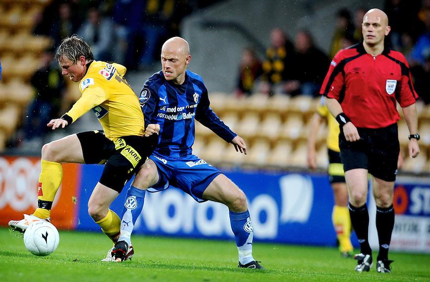 Lillestr????m, 20070528. Lillestr????m-Stab????k, tippeligaen. Foto: Eirik Helland Urke / Dagbladet