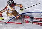Women's World Cup downhill GS race in Aspen, Colorado. © Michael Brands.