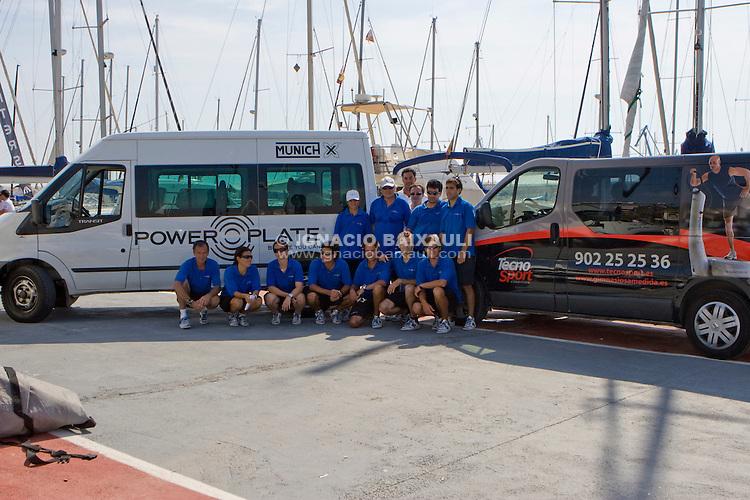 Power Plate - XIII Regata Costa Azahar - 25 al 28 de Junio 2009, Real Club Náutico de Castellón