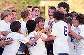 Auburn Hills Avondale at Bloomfield Hills Lahser, Boys Varsity Soccer, 10/22/11