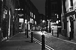 QUIET SIDE STREET, LONDON