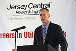 JCP&L Careers In Utilities Day in Morristown, New Jersey.