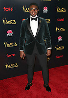 04 January 2019 - West Hollywood California - Jamal Mallory-McCree. 8th AACTA International Awards held at Skybar at Mondrian Los Angeles.         <br /> CAP/ADM/FS<br /> ©FS/ADM/Capital Pictures