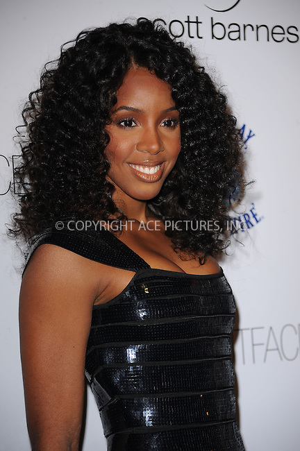 WWW.ACEPIXS.COM . . . . . ....January 20 2010, New York City....Singer Kelly Rowland arriving at the launch party for Scott Barnes' 'About Face' book at Provocateur at The Hotel Gansevoort on January 20, 2010 in New York City.....Please byline: KRISTIN CALLAHAN - ACEPIXS.COM.. . . . . . ..Ace Pictures, Inc:  ..tel: (212) 243 8787 or (646) 769 0430..e-mail: info@acepixs.com..web: http://www.acepixs.com