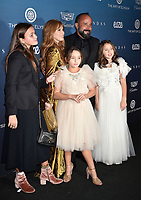 LOS ANGELES, CA - JANUARY 05: Michael Muller and family attend Michael Muller's HEAVEN, presented by The Art of Elysium at a private venue on January 5, 2019 in Los Angeles, California.<br /> CAP/ROT/TM<br /> ©TM/ROT/Capital Pictures
