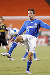 SEP 15  2007:  Kerry Zavagnin (5) of the Wizards.  The MLS Kansas City Wizards defeated the visiting Columbus Crew 3-2 at Arrowhead Stadium in Kansas City, Missouri, in a regular season league soccer match.