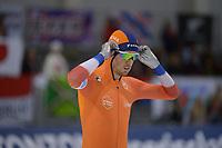 SPEEDSKATING: 16-02-2020, Utah Olympic Oval, ISU World Single Distances Speed Skating Championship, 1500m Men, Patrick Roest (NED), ©photo Martin de Jong
