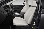 Front seat view of 2020 Hyundai Sonata Limited 4 Door Sedan Front Seat  car photos