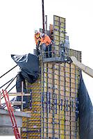 Boathouse at Canal Dock Phase II   State Project #92-570/92-674 Construction Progress Photo Documentation No. 08 on 21 February 2017. Image No. 35