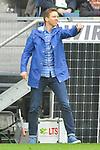 Hoffenheims Trainer Julian Nagelsmann gibt Anweisungen, beim Spiel in der Fussball Bundesliga, TSG 1899 Hoffenheim - VfL Wolfsburg.<br /> <br /> Foto &copy; PIX-Sportfotos *** Foto ist honorarpflichtig! *** Auf Anfrage in hoeherer Qualitaet/Aufloesung. Belegexemplar erbeten. Veroeffentlichung ausschliesslich fuer journalistisch-publizistische Zwecke. For editorial use only.