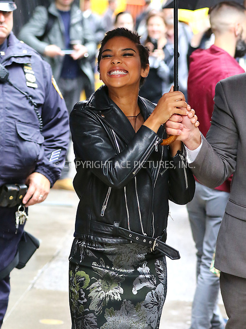 WWW.ACEPIXS.COM<br /> <br /> May 24 2016, New York City<br /> <br /> Actress Alexandra Shipp made an appearance at 'Good Morning America' at the ABC Times Square Studios on May 24, 2017 in New York City<br /> <br /> <br /> By Line: Zelig Shaul/ACE Pictures<br /> <br /> <br /> ACE Pictures, Inc.<br /> tel: 646 769 0430<br /> Email: info@acepixs.com<br /> www.acepixs.com