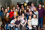 Joan O'Connor celebrated her 70th birthday last Friday night at her home in Kilmoyley along with family and friends.
