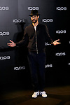 Stany Coppet attends to IQOS3 presentation at Palacio de Cibeles in Madrid, Spain. February 13, 2019. (ALTERPHOTOS/A. Perez Meca)