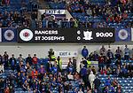 18.07.2019: Rangers v St Joseph's: Rangers 6-0 victors on the night, 10-0 on aggregate