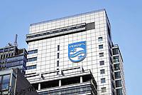 Nederland Amsterdam - 2019.  Kantoor van Philips bij station Amsterdam Amstel.   Foto Berlinda van Dam / Hollandse Hoogte