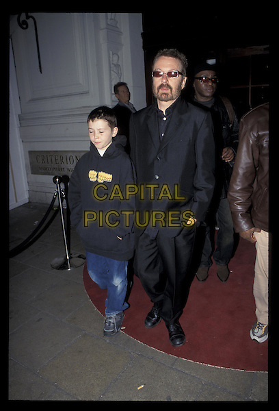 DAVE STEWART.22 April 2002.Ref: 11587.full length, full-length.*RAW SCAN- photo will be adjusted for publication*.www.capitalpictures.com.sales@capitalpictures.com.©Capital Pictures