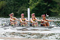 Race: 153 J4x Heat - Shiplake Coll  vs Globe RC <br /> <br /> Henley Women's Regatta 2017<br /> <br /> To purchase this photo, or to see pricing information for Prints and Downloads, click the blue 'Add to Cart' button at the top-right of the page.