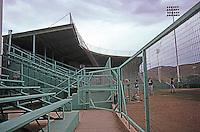 Ballparks: Alpine, TX. Kokernot Field--Grandstand.