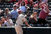 Razorbacks vs Texas A&M 05/01/16