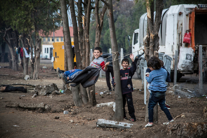 Syrian and other asylum seekers in Bulgaria