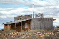 Two Guns Arizona is a ghost town on Route 66, with a long and violent history.  During the hey day of Route 66  Two Guns was a prime example of a tourist trap and even had a zoo with mountain lions.