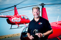 John Stonecipher, president and CEO of Guidance Aviation in Prescott teaches helicopter pilots in high altitude flying using Robinson helicopters. He has lived the dream to fly helicopters working in a variety of arenas as a helicopter pilot before starting Guidance. The intensity of his training means that when pilots graduate from his school they have more training than combat pilots sent to fly helicopters in Vietnam.