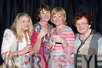 STYLE: Enjoying the style at the Rose of Tralee Fashion Show Fels Point were Tina, Marion, Noreen and Kathleen Stack from Tralee and Ardfert..
