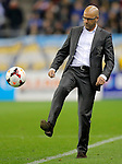 Nederland , Arnhem , 29 maart 2014<br /> Eredivisie<br /> seizoen 2013-2014<br /> Vitesse - Heerenveen<br /> Vitesse Coach Peter Bosz
