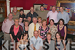 NIFTY FIFTY: Kathleen Curtin, Ardcarrig, Tralee (seated) celebrated her 50th birthday on Saturday night in Finnegans Restaurant, Denny St., Tralee with her husband Gerard, her daughters Claire and Elaine and many friends.   Copyright Kerry's Eye 2008