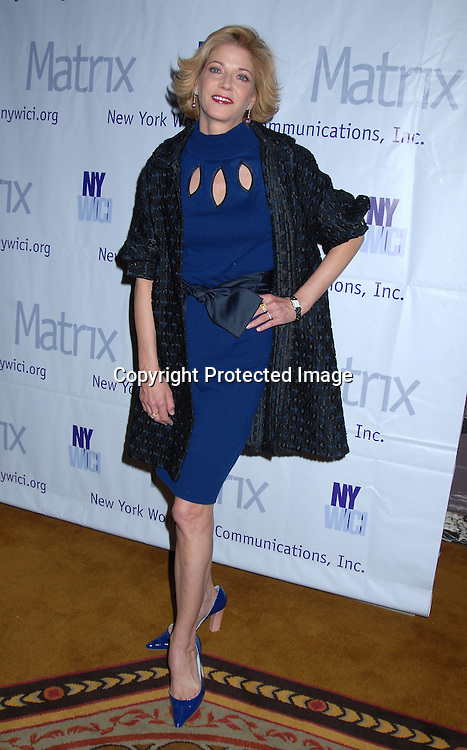 Candace Bushnell ..at the New York Women in Communications, Inc 2006 Matrix Awards Luncheon on April 3, 2006 at The Waldorf Astoria Hotel. ..Robin Platzer, Twin Images