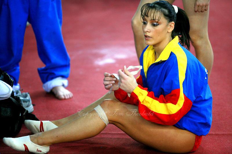 2006 european championships artistic gymnastics
