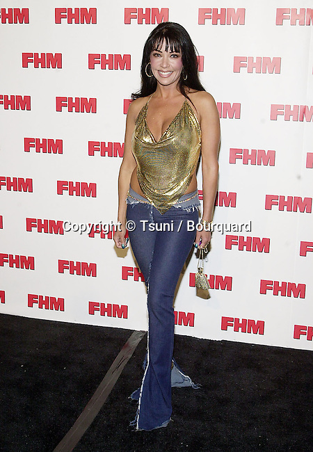 Apollonia arriving at The magazine FHM salutes the 100 sexist women of the world at La Boheme cafe in Los Angeles 5/17/2001  Apollonia01A.JPG
