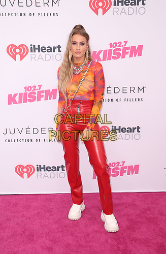 CARSON, CA - June 1: Fletcher, at 2019 iHeartRadio Wango Tango Presented By The JUVÉDERM® Collection Of Dermal Fillers at Dignity Health Sports Park in Carson, California on June 1, 2019.   <br /> CAP/MPI/SAD<br /> ©SAD/MPI/Capital Pictures