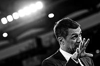 Daniel Maldini of AC Milan <br /> Roma 27-10-2019 Stadio Olimpico <br /> Football Serie A 2019/2020 <br /> AS Roma - AC Milan<br /> Foto Andrea Staccioli / Insidefoto