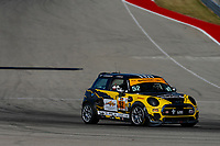 IMSA Continental Tire SportsCar Challenge<br /> Advance Auto Parts SportsCar Showdown<br /> Circuit of The Americas, Austin, TX USA<br /> Friday 5 May 2017<br /> 52, MINI, MINI JCW, ST, Nate Norenberg, Tyler Stone<br /> World Copyright: Jake Galstad<br /> LAT Images