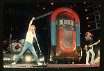 FOREIGNER - LIVE IN CONCERT CIRCA 1980's