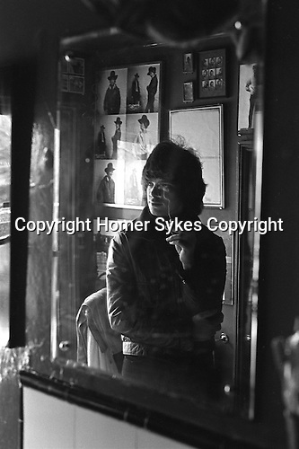 Gervase Griffiths Manchester Street flat.Gervase Griffiths was a former Gordonstoun head boy. Muse to PP, a model with the Chelsea agency English Boys and the lead singer with a psychedelic folk band of little note called Noah and the Quince. 1968