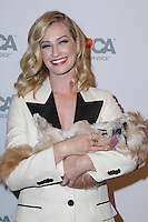 BEL AIR, CA - OCTOBER 20: Beth Behrs, Marnie attends ASPCA's Los Angeles Benefit on October 20, 2016 in Bel Air, California.  (Credit: Parisa Afsahi/MediaPunch).
