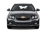 Straight front view of a 2013 Chevrolet CRUZE LTZ 5 Door Hatchback 2WD