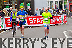 Brendan Doyle, 88 and David Tiernan, 336 who took part in the 2015 Kerry's Eye Tralee International Marathon Tralee on Sunday.