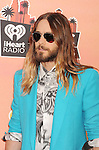 LOS ANGELES, CA- MAY 01: Actor/singer Jared Leto attends the 2014 iHeartRadio Music Awards held at The Shrine Auditorium on May 1, 2014 in Los Angeles, California.