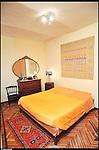 Camera da letto interno casa a Rivoli. 2011