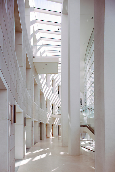 United States Distict Courthouse in Springfield, MA, designed by Moshe Safdie Architects and built under the management of the Daniel O'Connell Sons, Inc. US Federal District Courthouse in Springfield, MA designed by Moshe Safdie Architects.