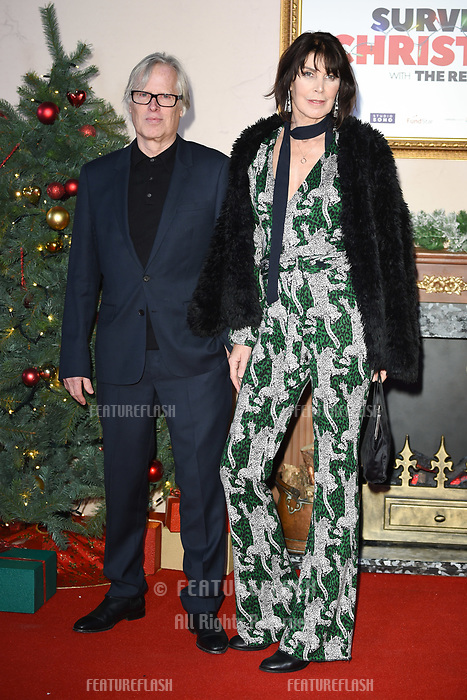 """LONDON, UK. November 21, 2018: James Dearden at the """"Surviving Christmas with the Relatives"""" premiere at the Vue Leicester Square, London.<br /> Picture: Steve Vas/Featureflash"""