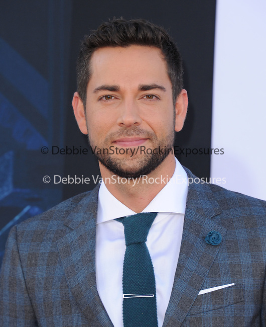 Zachary Levi<br /> <br /> <br />  attends The Marvel Studios World Premiere GUARDIANS OF THE GALAXY held at The Dolby Theatre in Hollywood, California on July 21,2014                                                                               © 2014Hollywood Press Agency