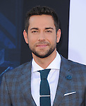 Zachary Levi<br /> <br /> <br />  attends The Marvel Studios World Premiere GUARDIANS OF THE GALAXY held at The Dolby Theatre in Hollywood, California on July 21,2014                                                                               &copy; 2014Hollywood Press Agency