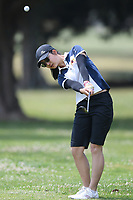 Zhouyi Hu, Manawatu Wanganui, 2019 New Zealand Women's Interprovincials, Maraenui Golf Club, Hawke's Bay, New Zealand, Saturday 06th December, 2019. Photo: Kerry Marshall/www.bwmedia.co.nz