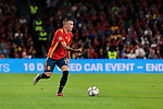 Spain's Iago Aspas during UEFA Nations League 2019 match between Spain and England at Benito Villamarin stadium in Sevilla, Spain. October 15, 2018. (ALTERPHOTOS/A. Perez Meca)