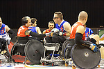 GIO IWRF Wheelchair Rugby Championships 2018